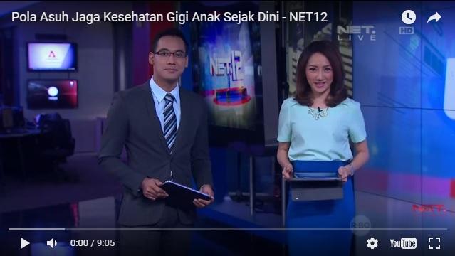 Pola Asuh Jaga Kesehatan Gigi Anak Sejak Dini – NET12