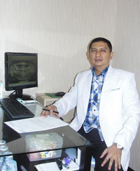 Drg. Tafrizal Sp. BM
