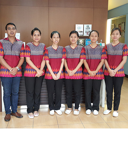 Dental Assistant Team