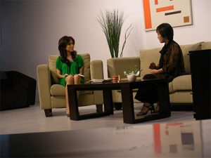 Drg Yeanne Rosseno diundang O Channel TV