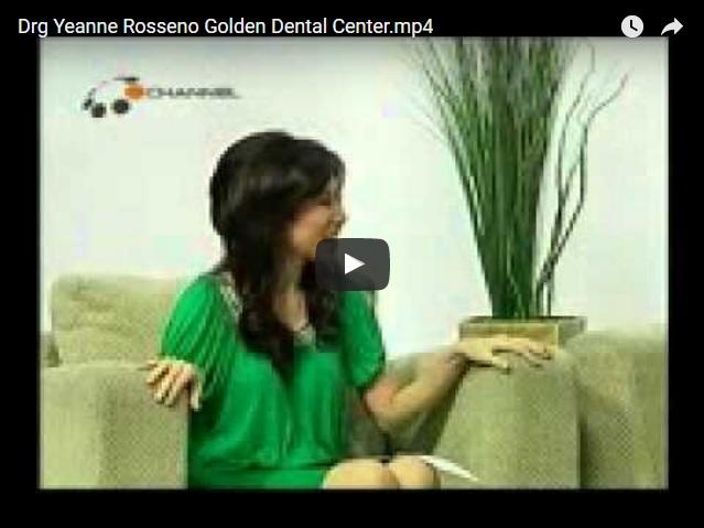 Drg Yeanne Rosseno di O Channel
